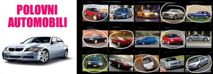 Auto oglasi, polovni automobili, novi automobili