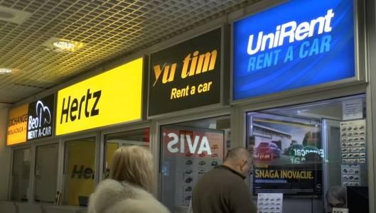 Šta treba znati za rent a car na aerodromu Beograd?