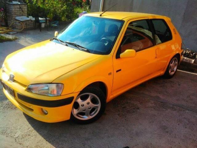 Slika 2003 Peugeot 106