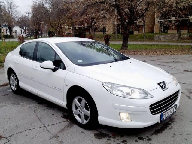 Slika 2010 Peugeot 407