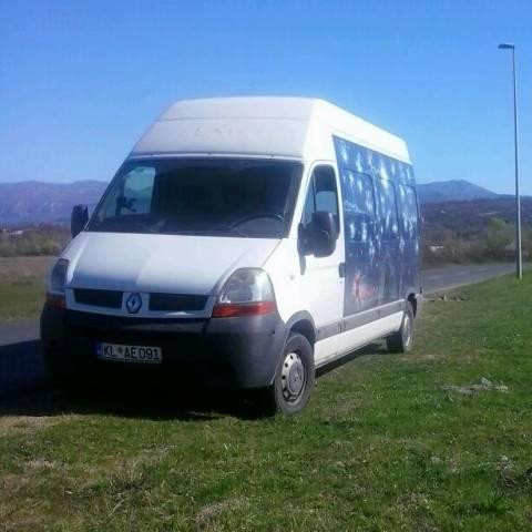 Slika 2006 Renault Master