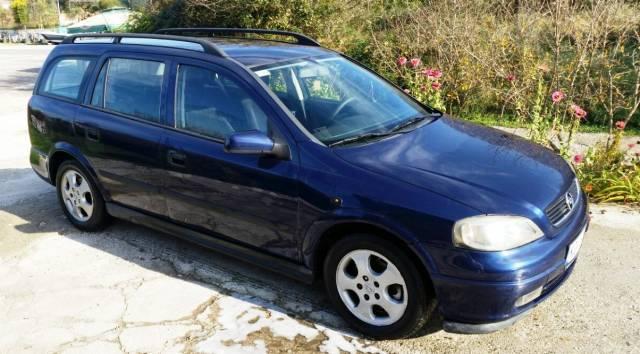 Slika 2001 Opel Astra