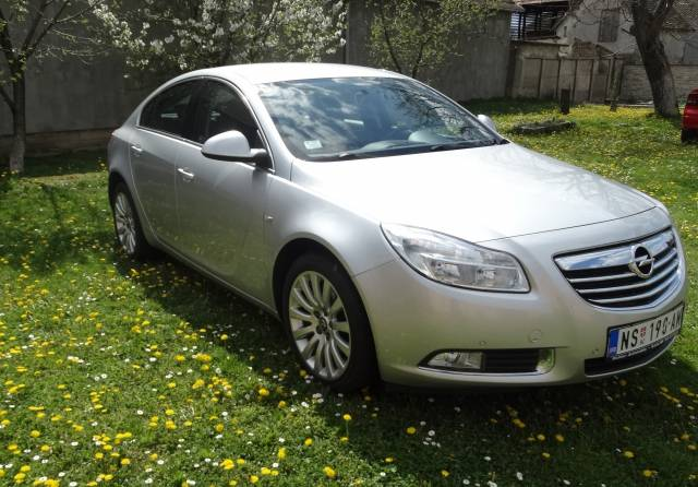 Slika 2009 Opel Insignia