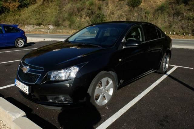Slika 2010 Chevrolet Cruze